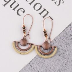 Boucles d'oreilles Massai